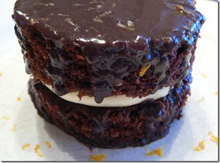 Chocolate Mascarpone Cake