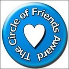 The Circle of Friends Award Badge