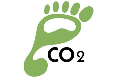 Carbon Foot Print Dioxide image