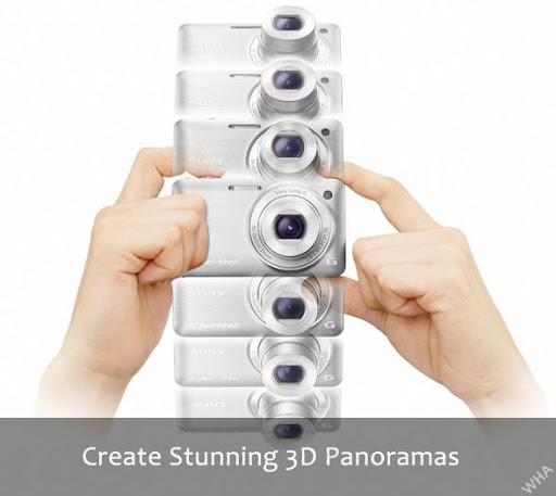Sony introduced Cyber Shot World's Smallest 3D cameras models TX9 and WX5 with features like 3D panorama, Superior Quality Mode, Background Defocus photo