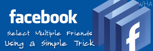 Select all facebook friends without tool with a javascript: fs.select_all();