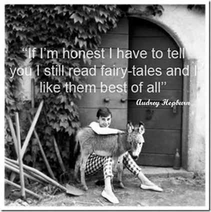 Audrey's fairy tales