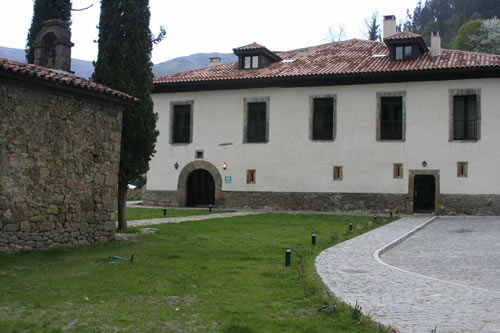 Palacio de Arriba