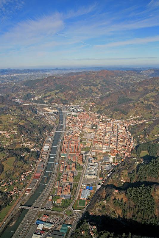 Mirador en el Pico Siana