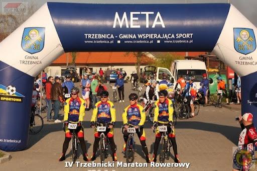 Klub Rowerowy Gryfland - Żądło Szerszenia 2010 - Trzebnica