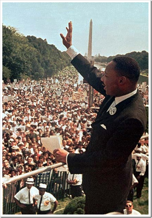 I have a dream - Kingdom-day-parade - Recordando Martin Luther King Jr. 2011