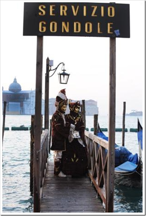 Carnevale 2011 - foto il martedi grasso a venezia - maschera ed erotismo14