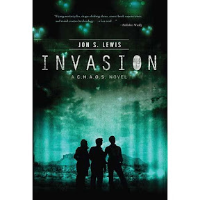 Review: Invasion (C.H.A.O.S Book One) by Jon S. Lewis