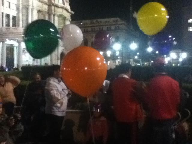 globos de reyes