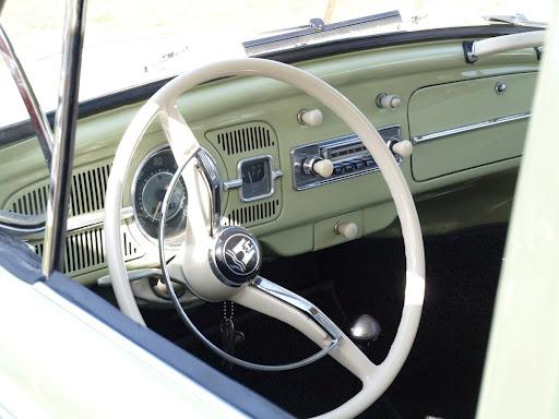 Volkswagen Beetle - 1962