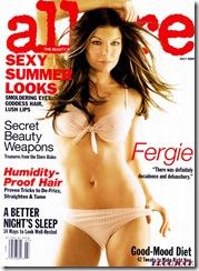 Fergie ALLURE July