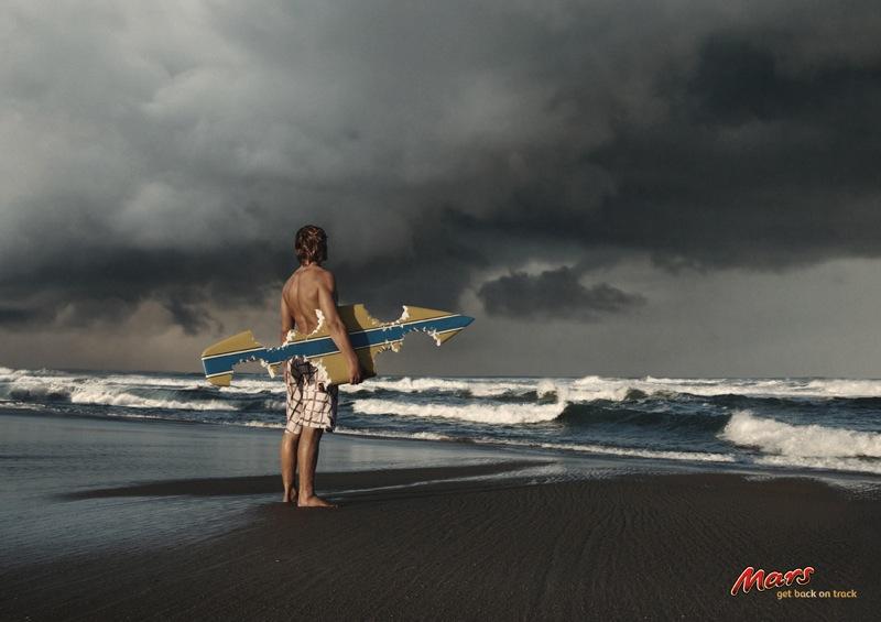 Print mars surf