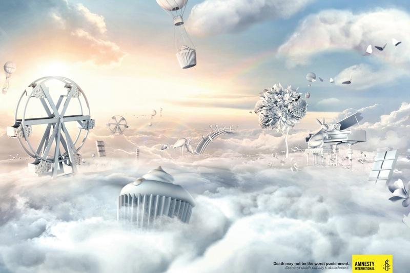 Amnesty international heaven