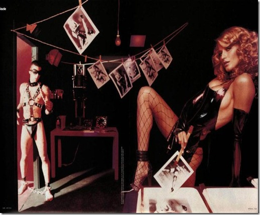 Diary with Gisele by David LaChapelle 5