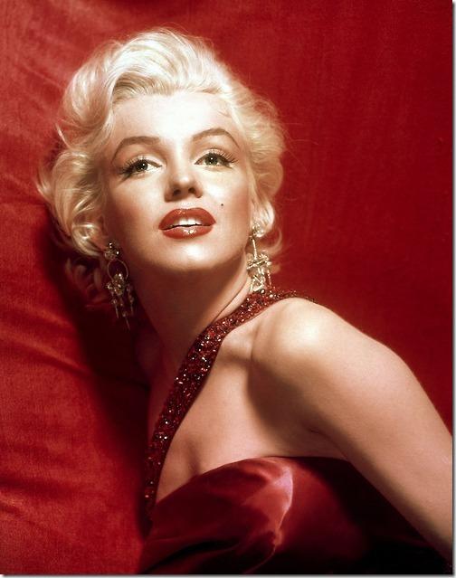 Marilyn Monroe, Los Angeles, CA, 1953