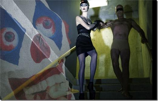 Bruce & Emma Willis for W Magazine 5