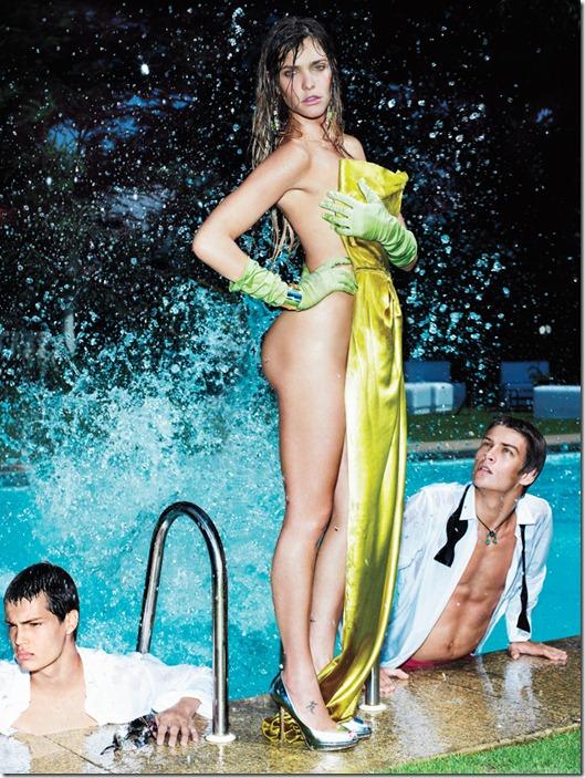 Vanity Fair blame it on Brazil Mario testino 10