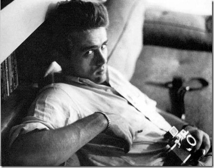 James Dean Rare Photo 5