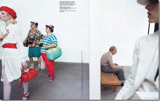 Editorial Art e Comerce W Magazine out 2009 3