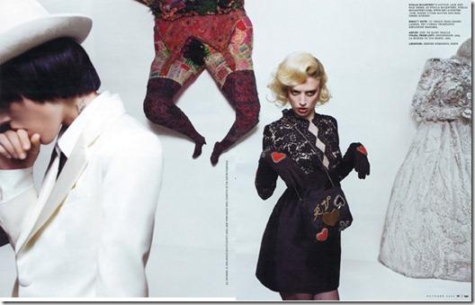 Editorial Art e Comerce W Magazine out 2009 14