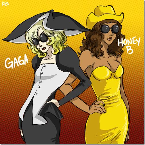 a rainha louca lady gaga (7)