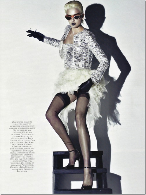 lily donaldson para vogue paris vogue editorial by steven klein (7)