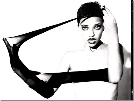 Adriana Lima livro Wicked by Ellen Von Unwerth  (3)