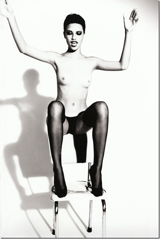 Adriana Lima livro Wicked by Ellen Von Unwerth  (17)