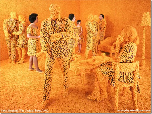 A arte de Sandy Skoglund (more freak show blog) (3)