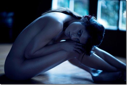 Adriana Lima de Langerie  Photoshoot Victoria Secrets (18)