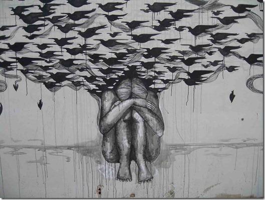 Street Art hyuro  (2)