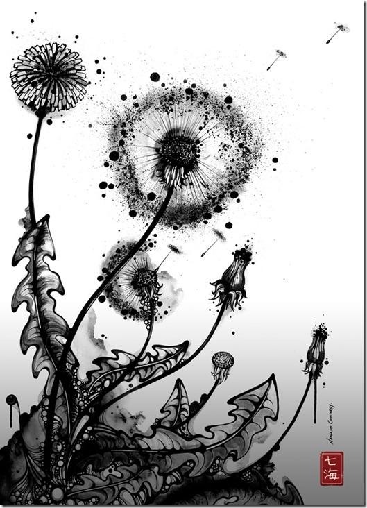 Ilustrações Nanami Cowdroy (1)
