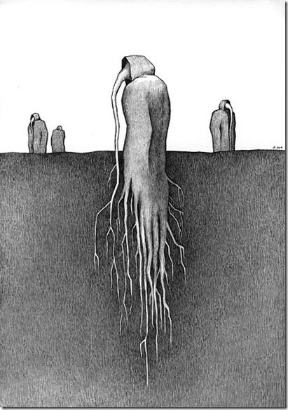Alex Andreyev surreal desenhos (1)
