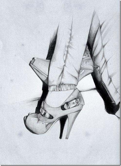 Fashion Ilustração  Caroline Andrieu  Portfólio (14)