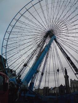 montage grande roue
