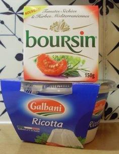 boursin tomates