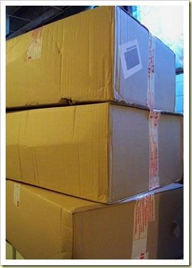cartons pates