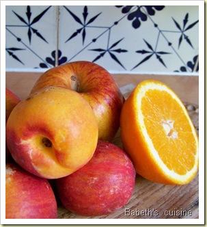 fruits pour clafoutis
