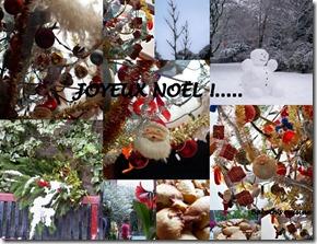 mosaique Noël 2010