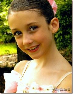 Abby pink ballet