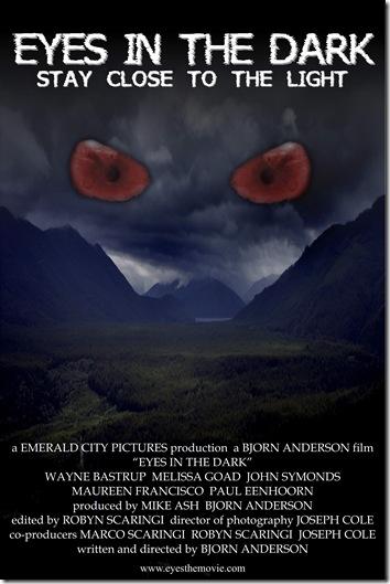 01 Eyes Poster