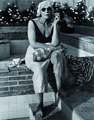 Lisette Model, Promenade des Anglais, Nice, c. 1934
