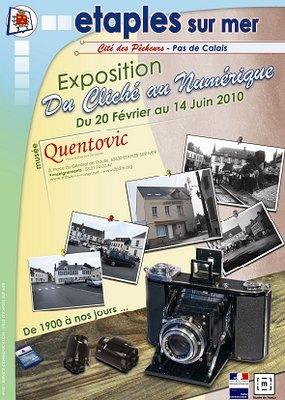 Etaples-sur-mer Exposition de photographies sur l'histoire du village