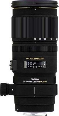 Sigma APO 70-200 F2.8 EX DG OS HSM
