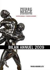 Pierre Bergé & associés, Bilan annuel 2009