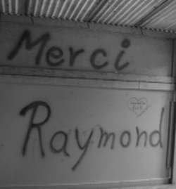 Merci Raymond de Bertrand Lavier