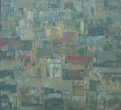 Peinture de Mohamed AKSOUH, 2002