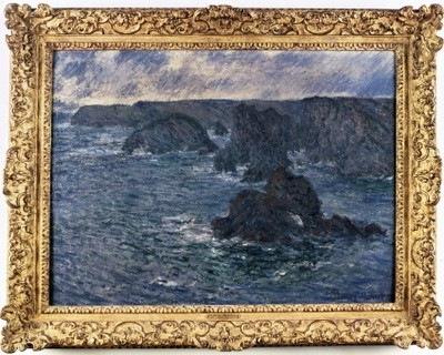 Claude Monet, Belle-Ile-en-Mer