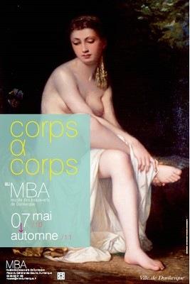CORPS A CORPS - Exposition au Musée des Beaux-Arts de Dunkerque