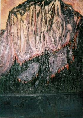 Charlotte Lichtblau: Trisselwand (1963)